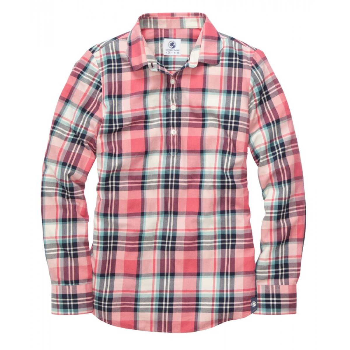 Ansley Plaid Brooks Popover